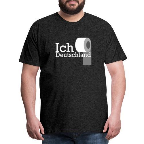 Ich liebe Deutschland - Männer Premium T-Shirt
