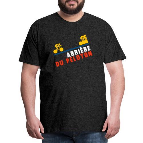 Arriere du peloton - Camiseta premium hombre