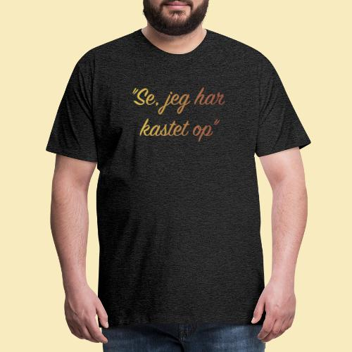 Citat afsnit 4 - Herre premium T-shirt
