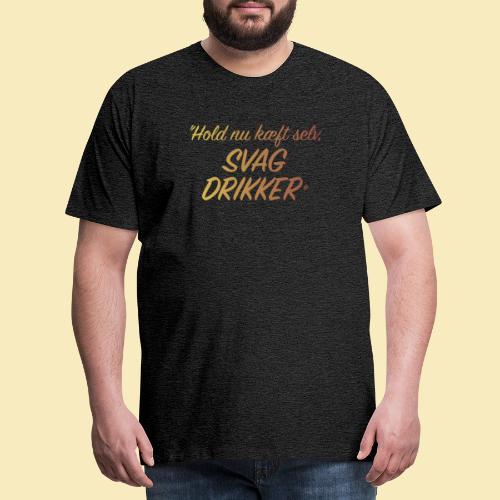 Citat afsnit 6 - Herre premium T-shirt