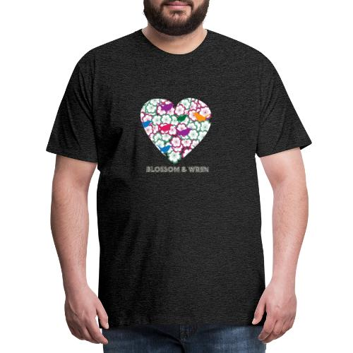 blossom-and-wren - Men's Premium T-Shirt
