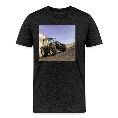 new holland t6080 - Männer Premium T-Shirt