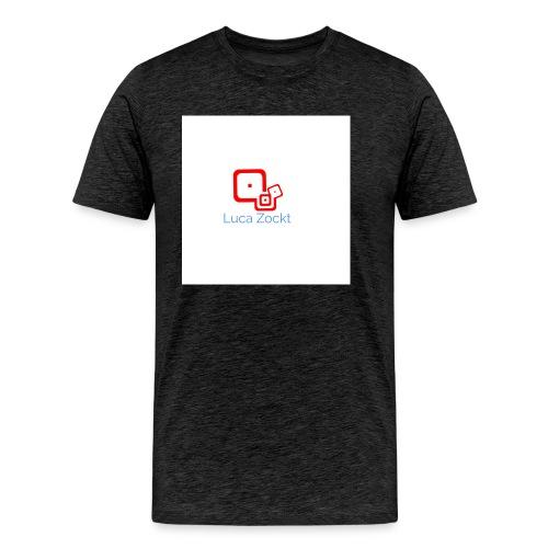 Luca ZOCKT - Männer Premium T-Shirt