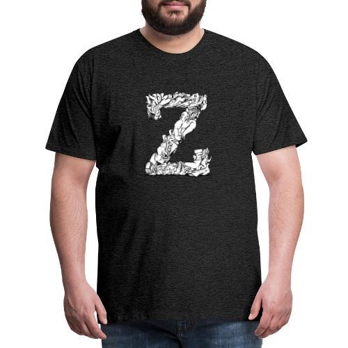 FRTZN Z - Männer Premium T-Shirt
