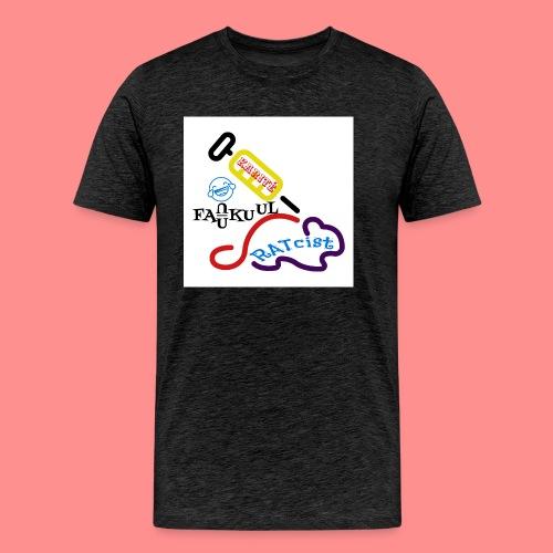 Ratcisme - T-shirt Premium Homme