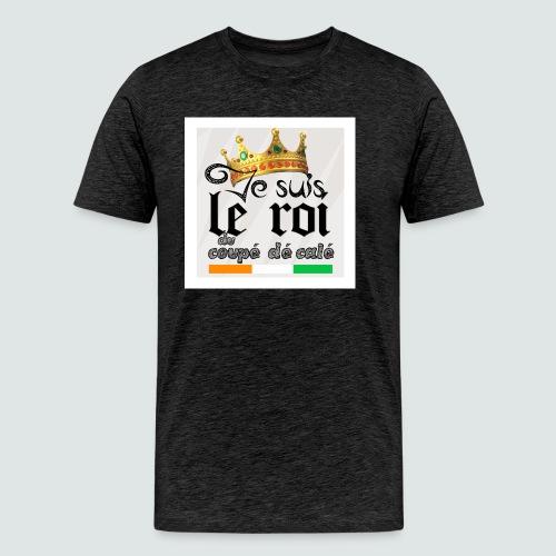 Le Roi du Du Coupé Décalé - T-shirt Premium Homme