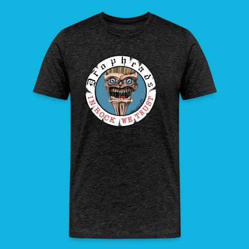 drophead aufkleber - Männer Premium T-Shirt