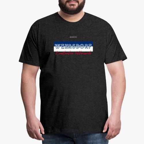 KV34 X Wehrsdorf - Männer Premium T-Shirt