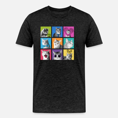 United Colors Of Gizmo - Männer Premium T-Shirt
