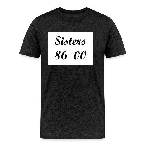 sis - Mannen Premium T-shirt