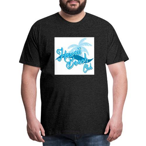 Hawaii Beach Club - Men's Premium T-Shirt