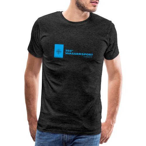 360Log - Männer Premium T-Shirt