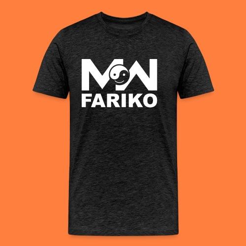 Fariko MW White - Mannen Premium T-shirt