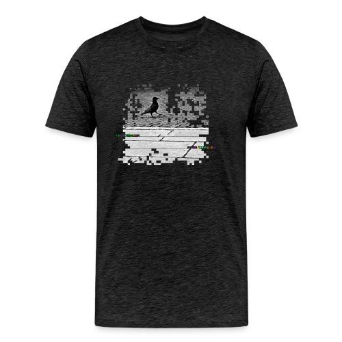 Der Rabe - Männer Premium T-Shirt