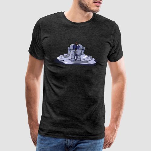 Moon Lovers - T-shirt Premium Homme