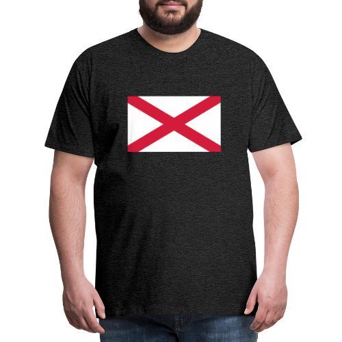 Ireland flag - Men's Premium T-Shirt