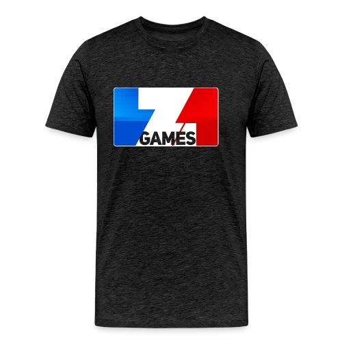 9815 2CZoominGames so MLG - Men's Premium T-Shirt