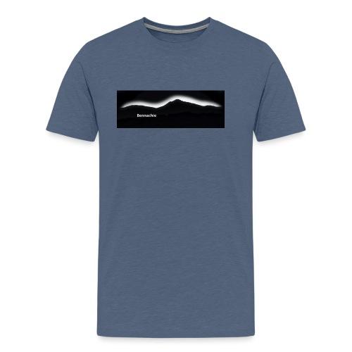 Bennachie - Men's Premium T-Shirt