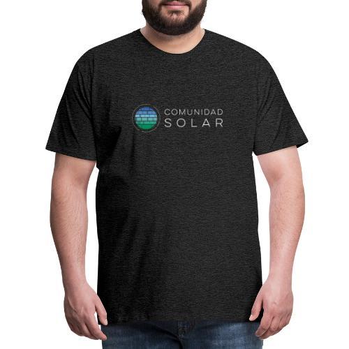 Comunidad Solar BASIC + Black - Camiseta premium hombre