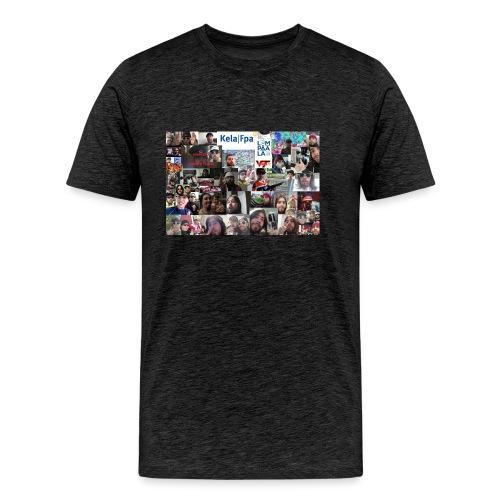 MESTARIKOLLAASI22 - Miesten premium t-paita