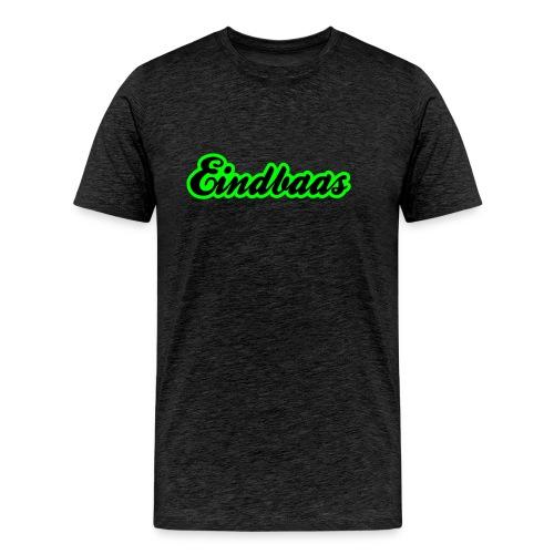 eindbaas upload - Mannen Premium T-shirt