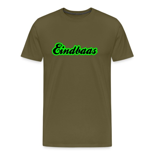 eindbaas upload - Mannen Premium T-shirt