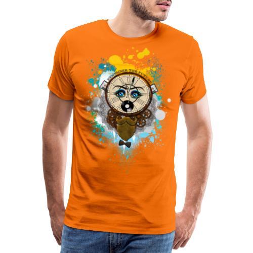 Remember the futur Souviens toi du futur - T-shirt Premium Homme