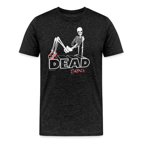 Dead Sexy - Herre premium T-shirt