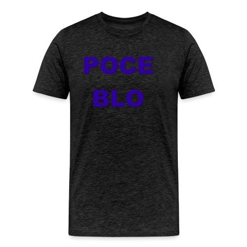 Poce Blo - T-shirt Premium Homme