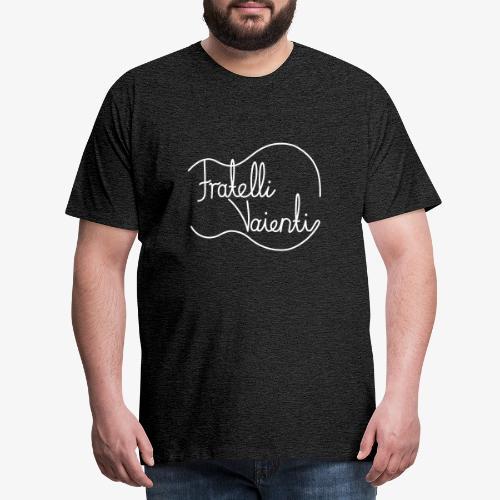 Fratelli Vaienti Logo - Männer Premium T-Shirt