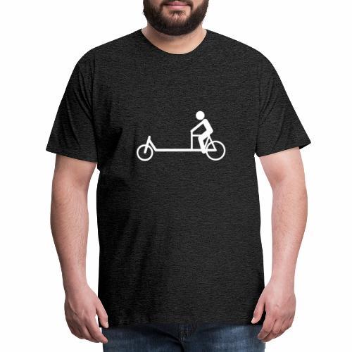 Biporteur - T-shirt Premium Homme