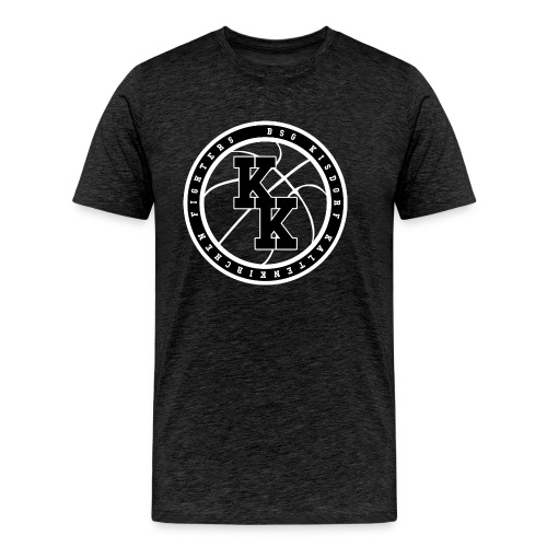 BSG Varsity B W - Männer Premium T-Shirt
