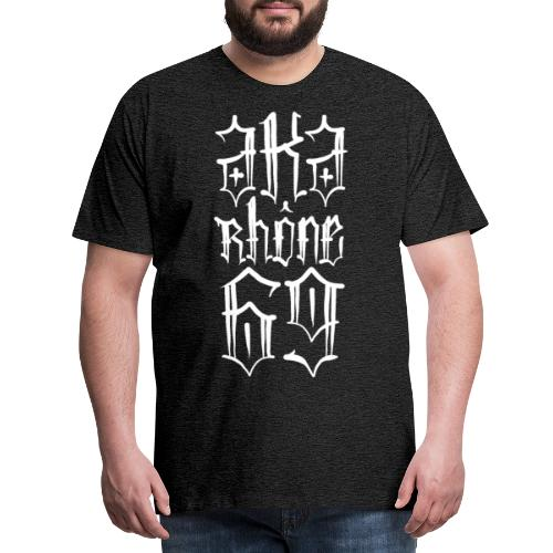 AKA-Rhone 69 - T-shirt Premium Homme