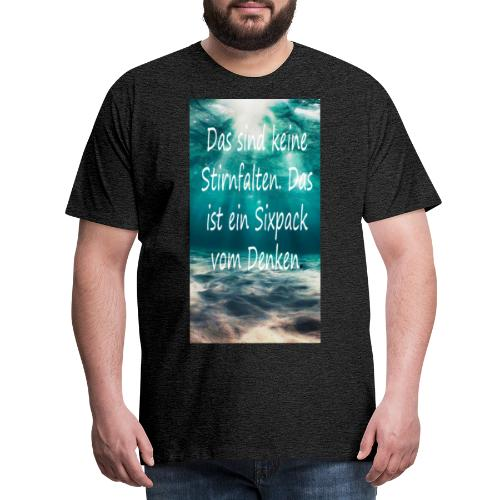1btxt - Männer Premium T-Shirt