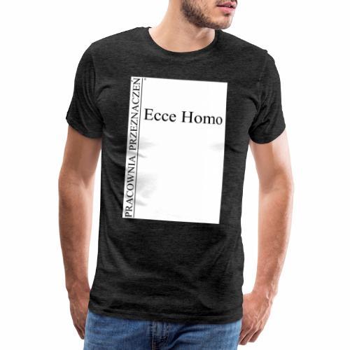 Ecce Homo - Koszulka męska Premium