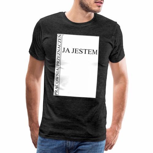 JA JESTEM - Koszulka męska Premium