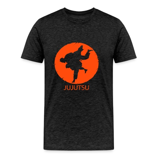 JuJutsu Glitch - Männer Premium T-Shirt