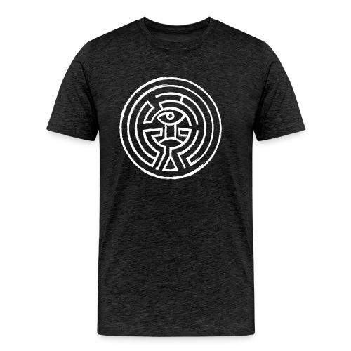 Mapa Westworld - Camiseta premium hombre