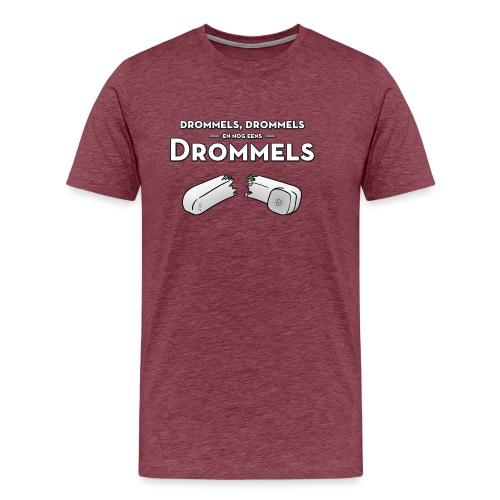 Drommels - Mannen Premium T-shirt