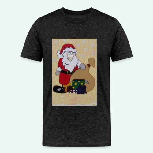 Weihnachtsmann - Anziehend anders US - Männer Premium T-Shirt