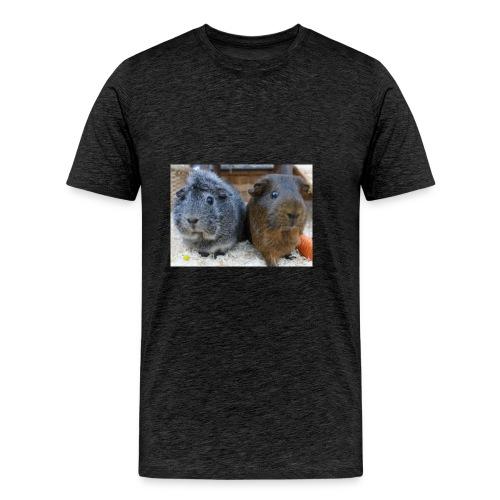 Beide Meeris - Männer Premium T-Shirt
