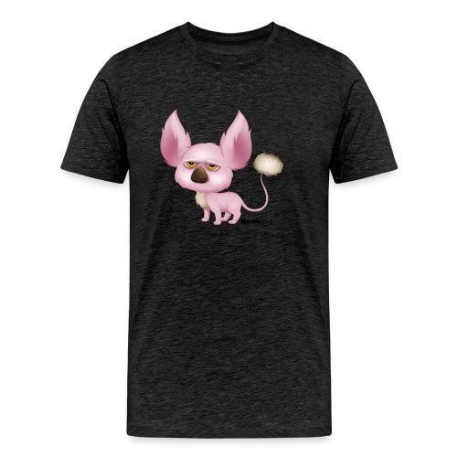 Halloween-animo - Premium T-skjorte for menn