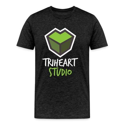 Triheart Studio - Herre premium T-shirt