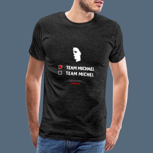 team Michael vs Michel - T-shirt Premium Homme