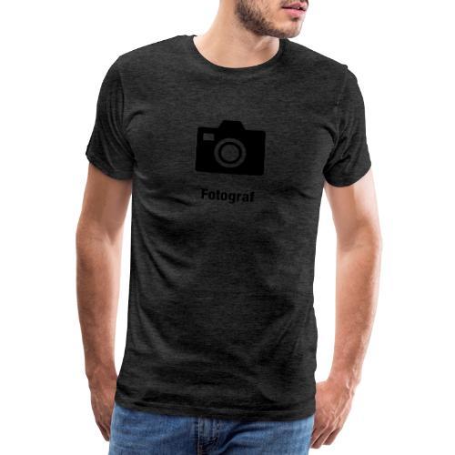 Fotograf - Männer Premium T-Shirt