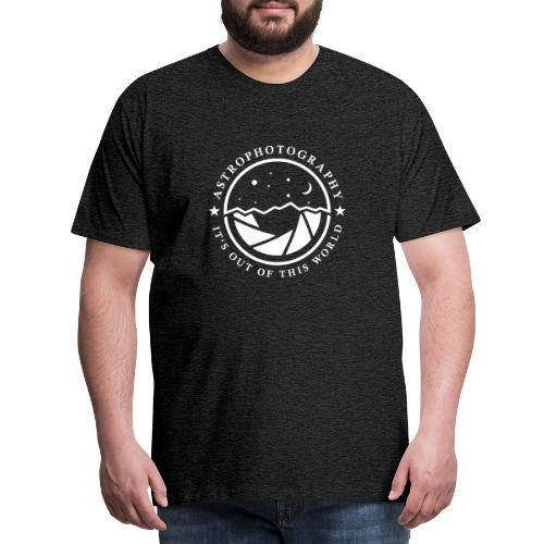 Astrophotography - Männer Premium T-Shirt