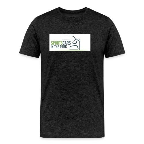 Compact SCITP LOGO - Men's Premium T-Shirt