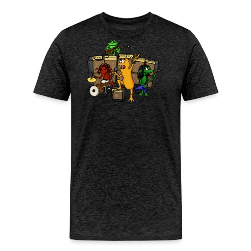 Kobold Metal Band - Men's Premium T-Shirt
