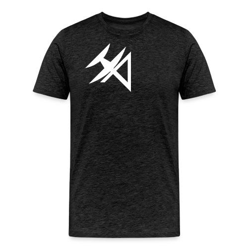 logo HA BLANCO - Men's Premium T-Shirt