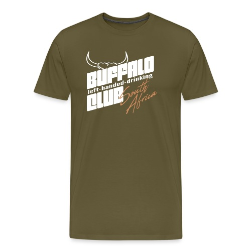 Buffalo Club Classic - Men's Premium T-Shirt